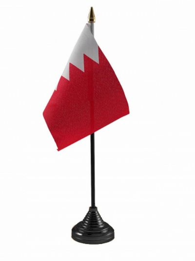 BAHRAIN - Table Flag